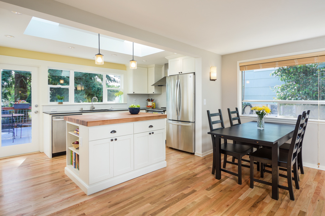 West Seattle Kitchen Remodel - Bumi Design | Seattle home remodels ...