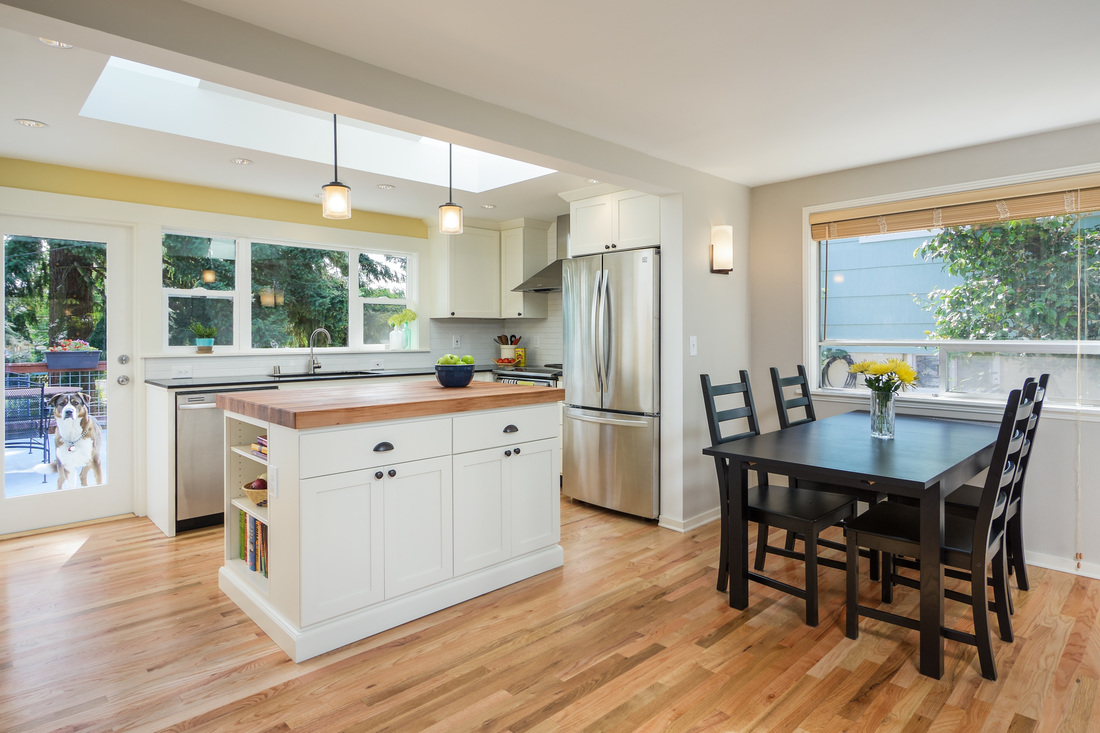 West Seattle Kitchen Remodel   Bumi Design | Seattle Home remodels |  Additions | Bathrooms | Kitchens | Basements | Dormers